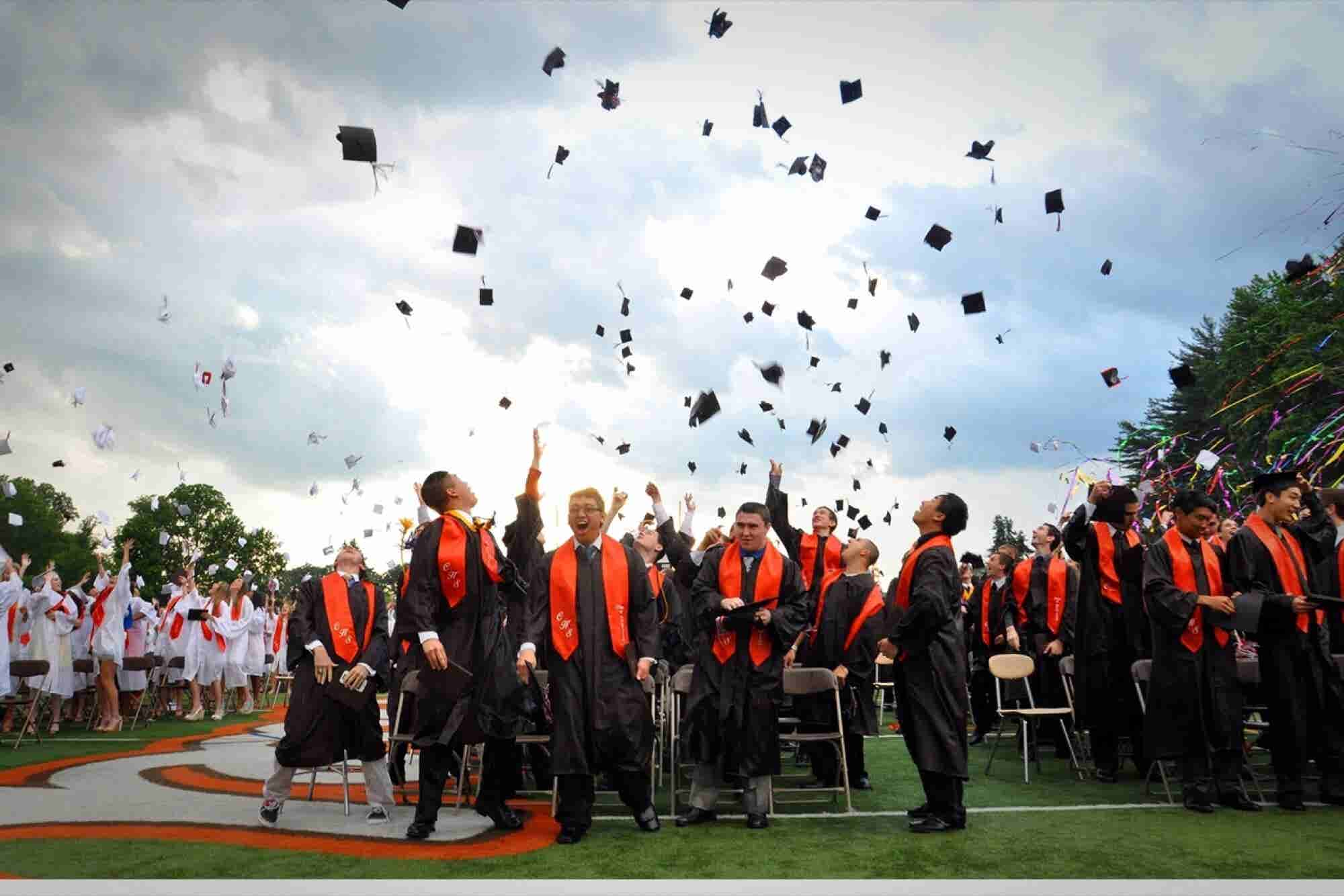 Dear Graduate, Here's What Nobody Told You