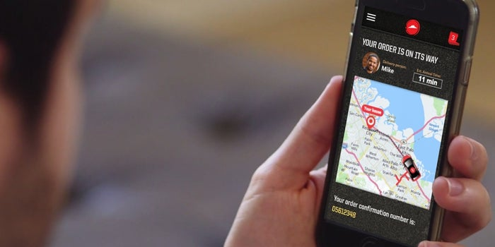 Pizza Hut Is Testing Uber-Esque Delivery Tracking Tech