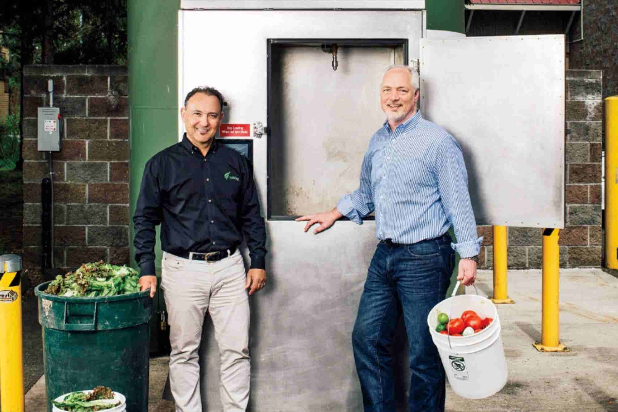 Meet the Machine That's Turning Grocery Stores' Food Waste Into Fertilizer