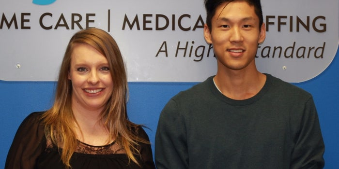 Why These Young Entrepreneurs Entered the Homecare Industry