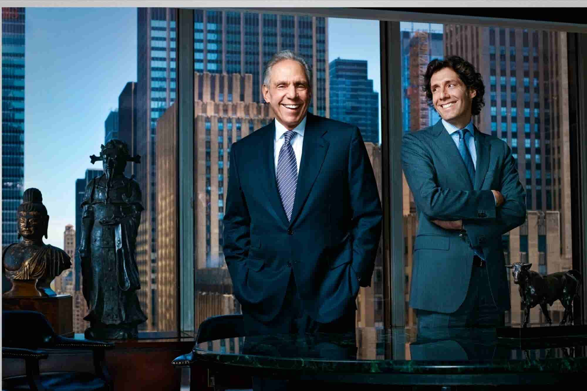 This Boutique Father-Son Investment Firm Thrives By Ignoring Conventional Wisdom