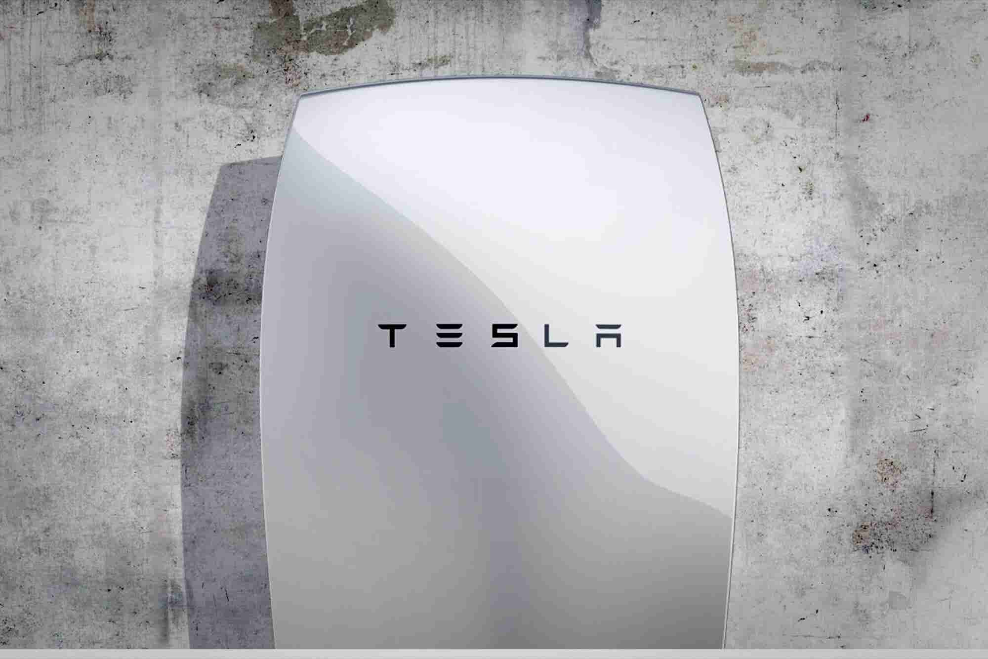 Tesla Is Already Making Grid Batteries at the Gigafactory