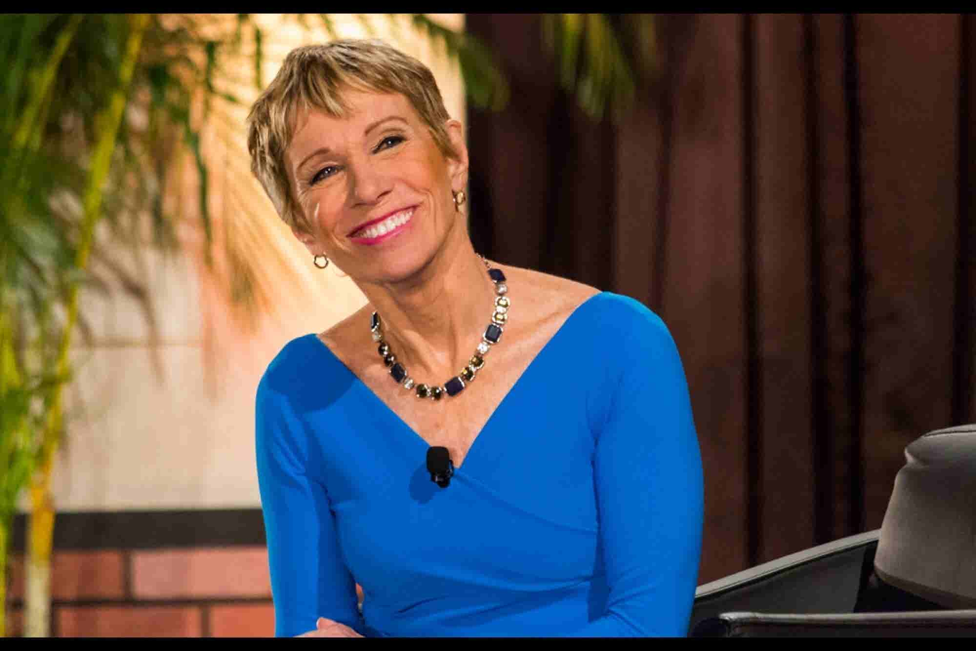 Barbara Corcoran's Quirky Team-Building Trick: Your Weekly Tips Roundup