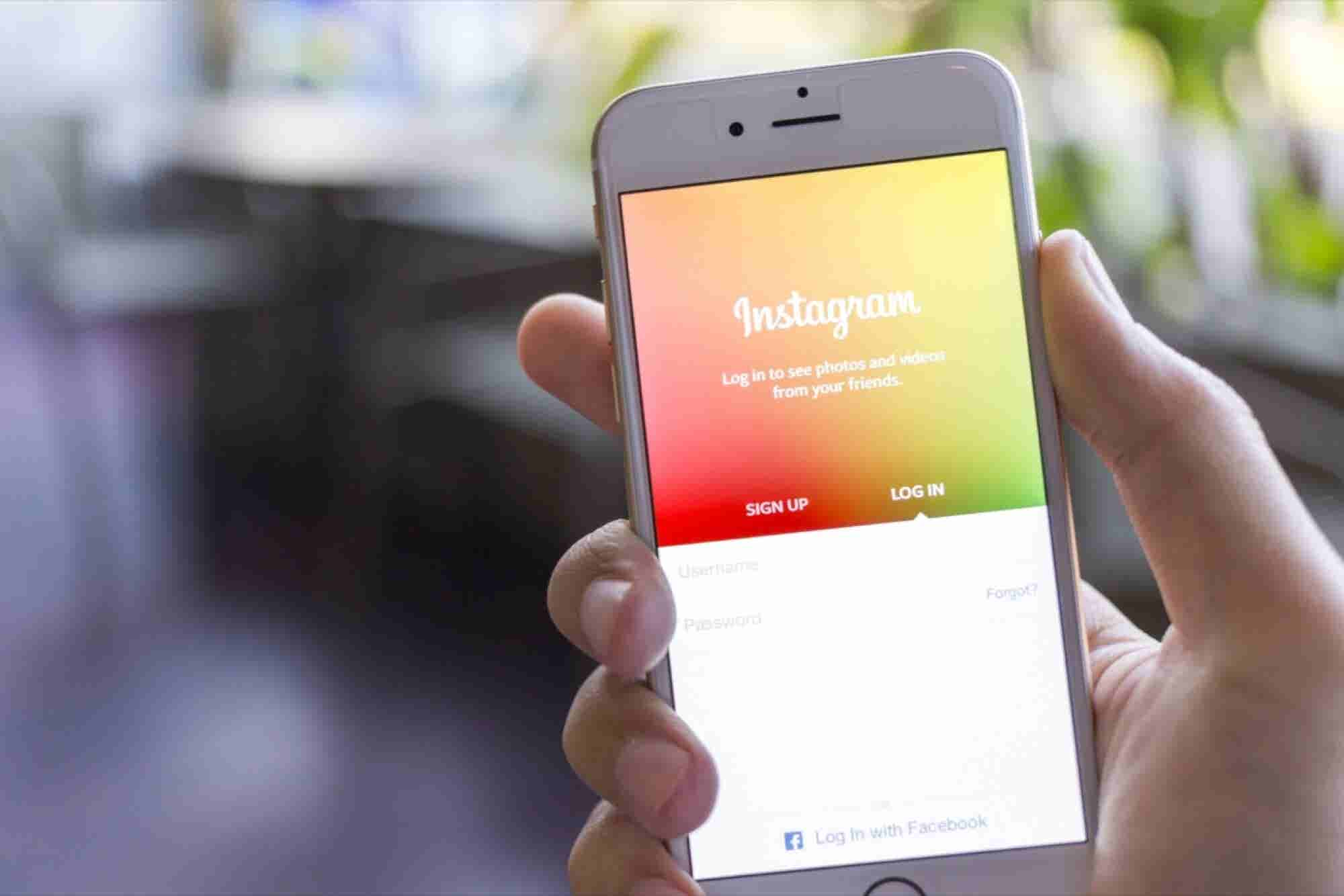 The Science of Brands on Instagram (Infographic)