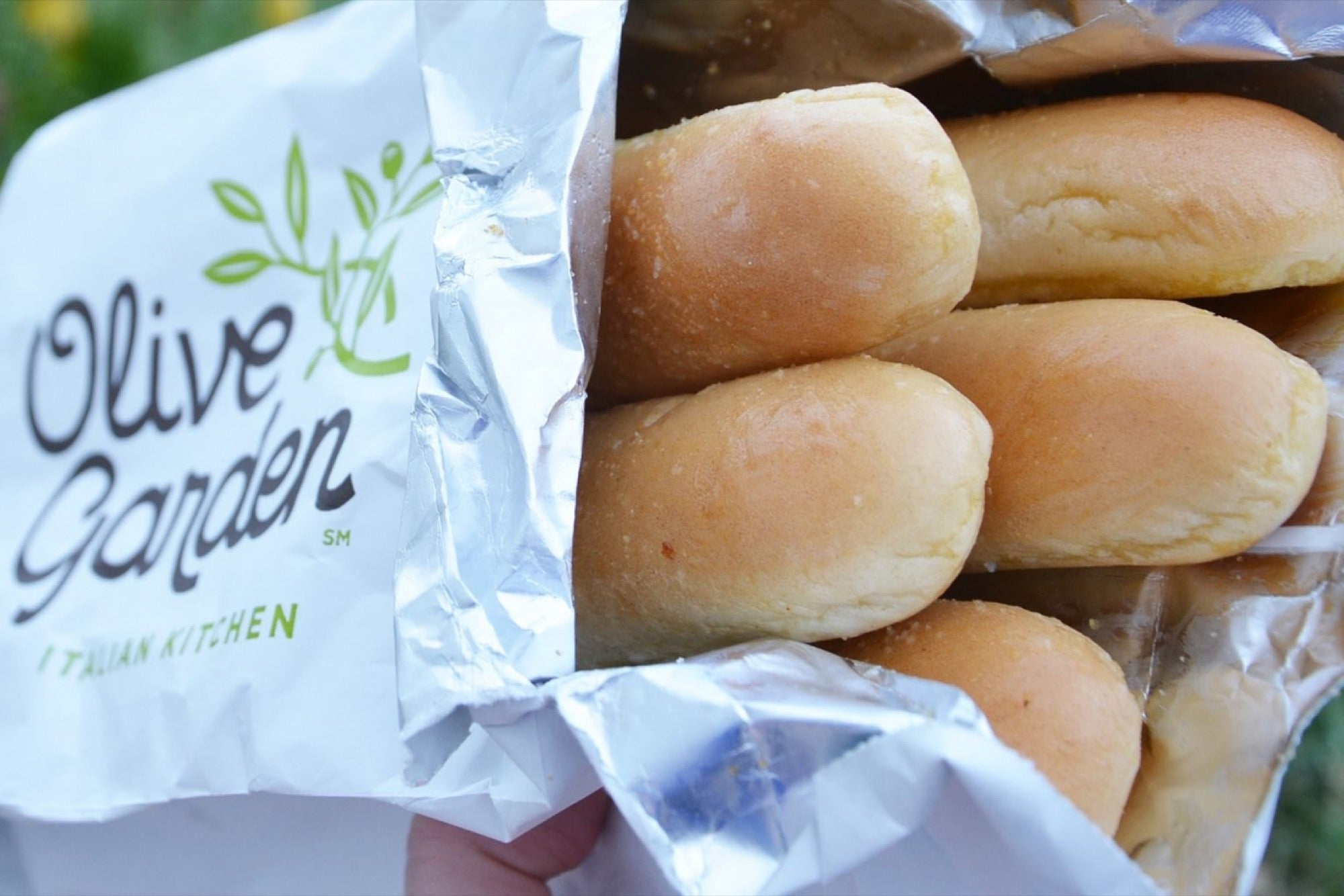 Olive Garden Breadstick Sandwiches Are Really Happening: Olive Garden Will Soon Serve Up Breadstick Sandwiches