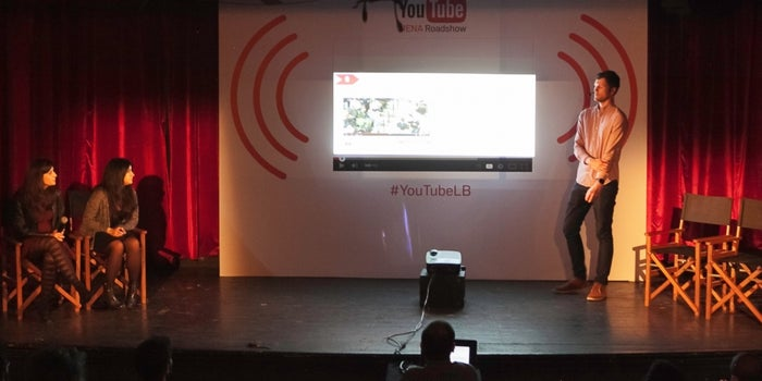 YouTube Roadshow Visits Lebanon To Coach Creatives
