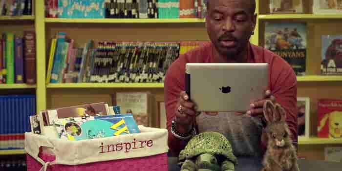 Reading Rainbow's New Website Launched Today (And It's Totally Adorable)
