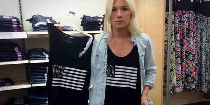This Etsy Entrepreneur Claims Target Stole Her Trendy Tank Top Design