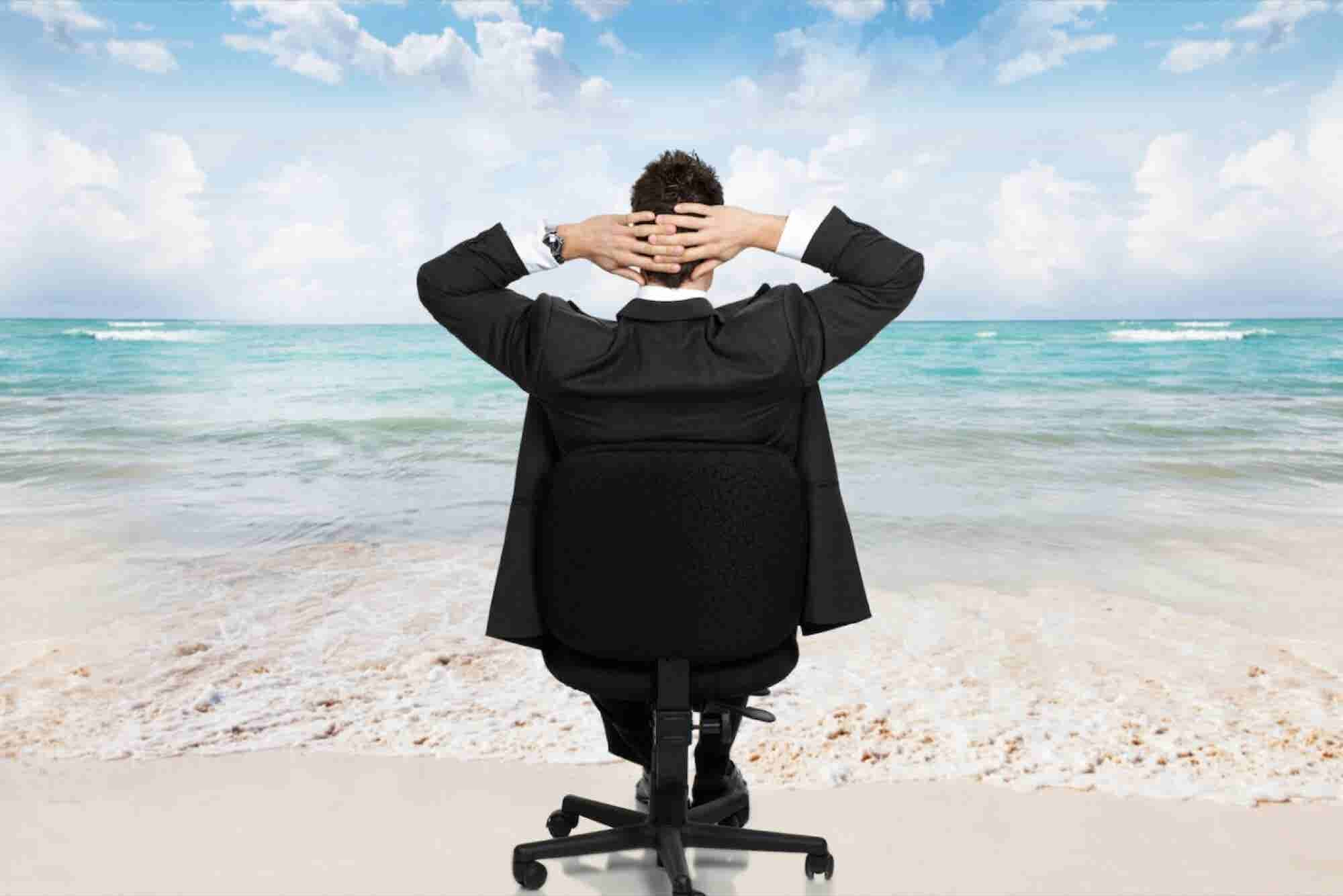 Startups Don't Take Vacays: Time Is Money, Summer Shouldn't Mean A Decline In Your Productivity