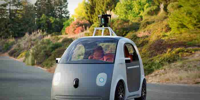 California: Self-Driving Cars Can't Be on Roads Without Drivers