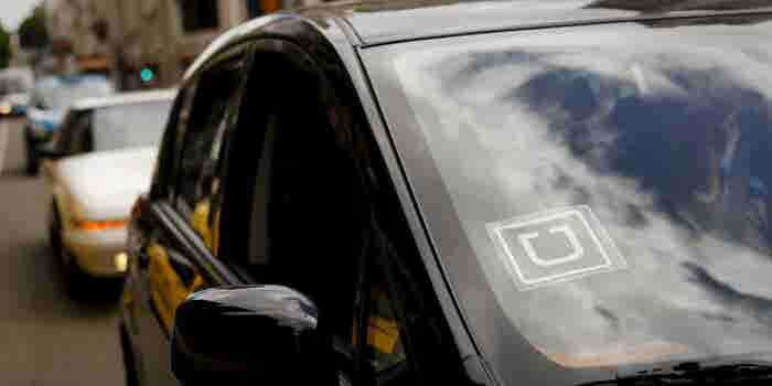 California Man Sues Uber Claiming It Stole Ridesharing Idea