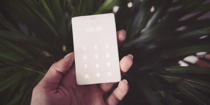 This Is the Teeny-Tiny Phone That Wants You to Leave Your Real Phone Behind