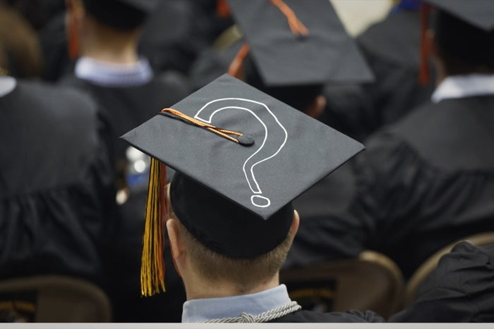 Want to Be Successful? Think Like a New Grad.