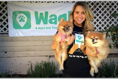 Meet Wag, an App to Help You Find a Dog Walker