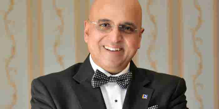 Doha Bank Group CEO Dr. R. Seetharaman On Leadership, Sustainability And Entrepreneurship