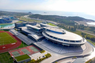 This Company's Headquarters Looks Just Like Star Trek's USS Enterprise