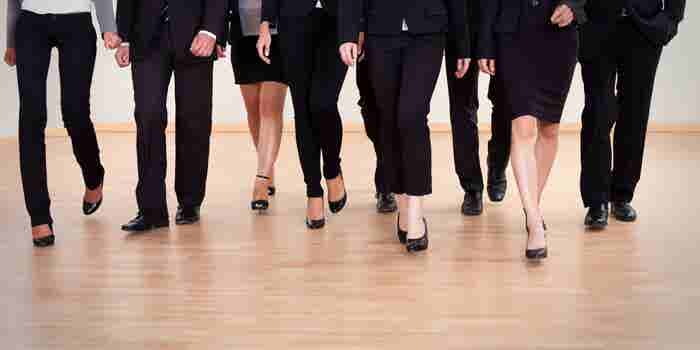The Changing Trends in Work Place Clothing