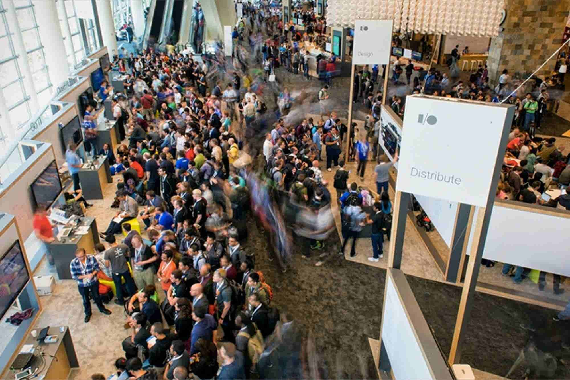 What's on Tap for Google at I/O 2015