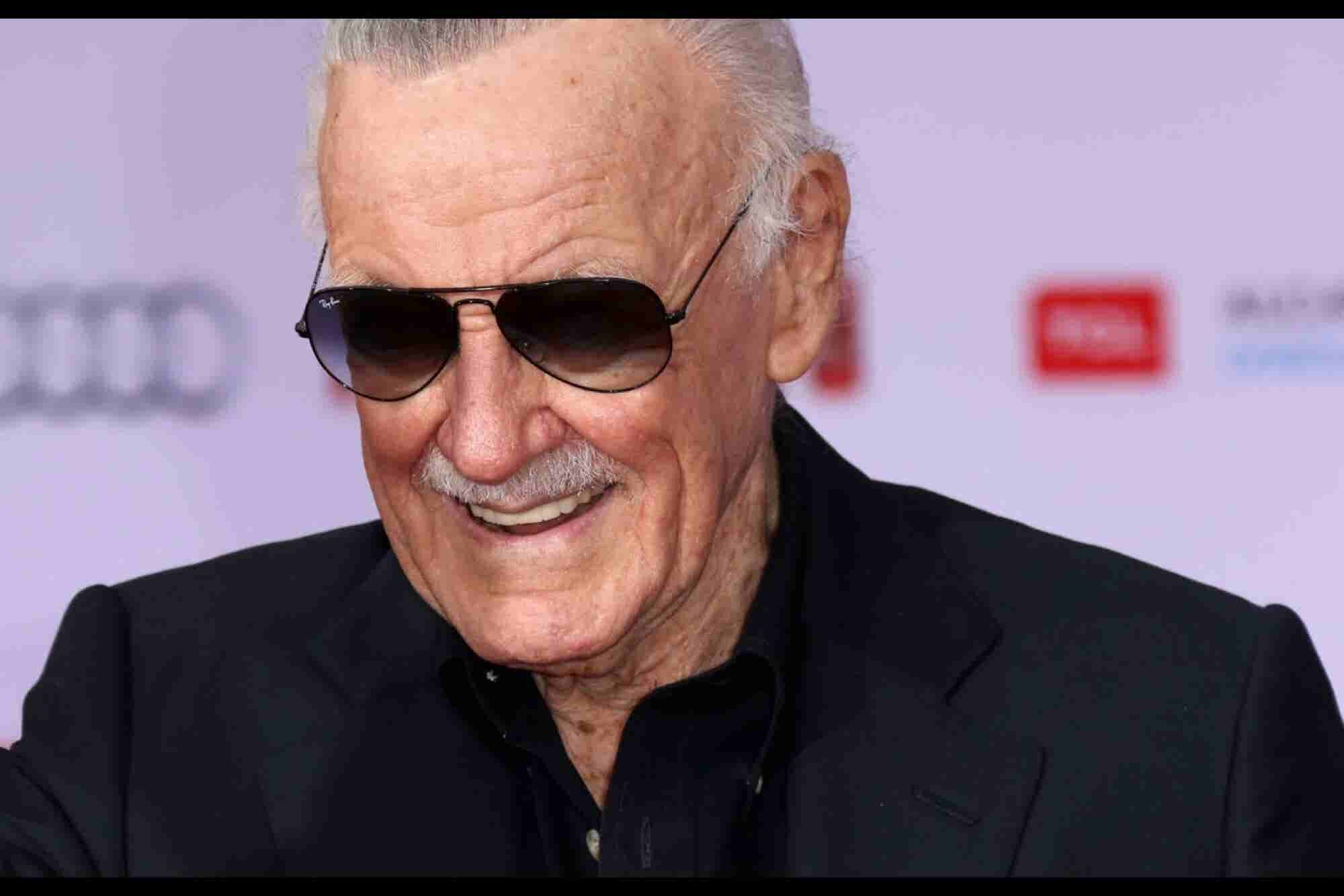 Marvel Comics' Stan Lee on Success, Creativity and Following Your Passion
