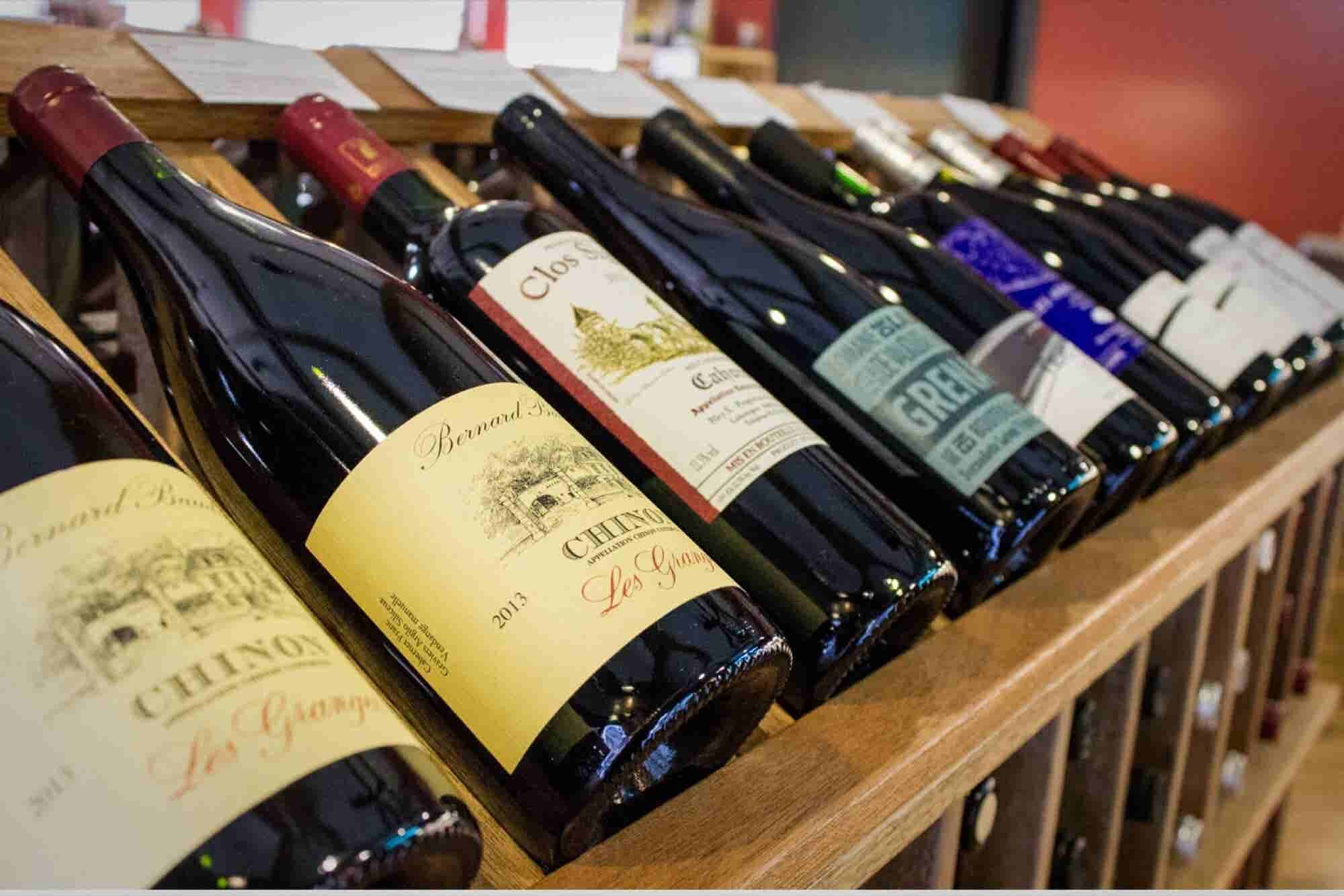 Choosing a Wine to Buy and Hold to Mark a Special Event