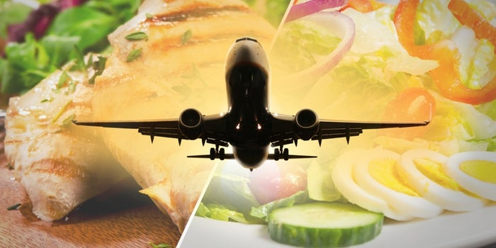11 Strategies for Eating Healthy on a Business Trip