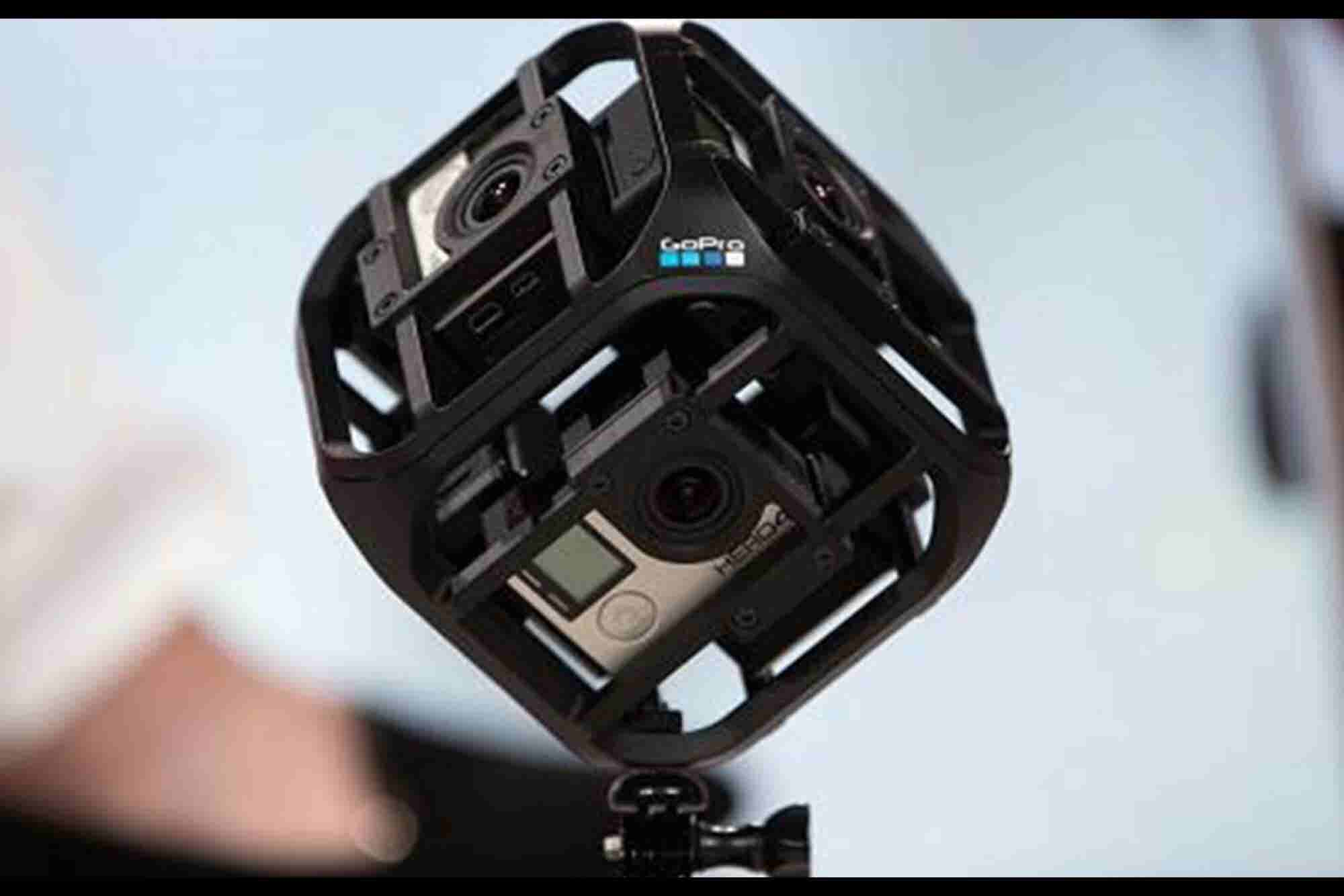 GoPro Goes VR, Snapchat CEO Wants to IPO: Your Weekly News
