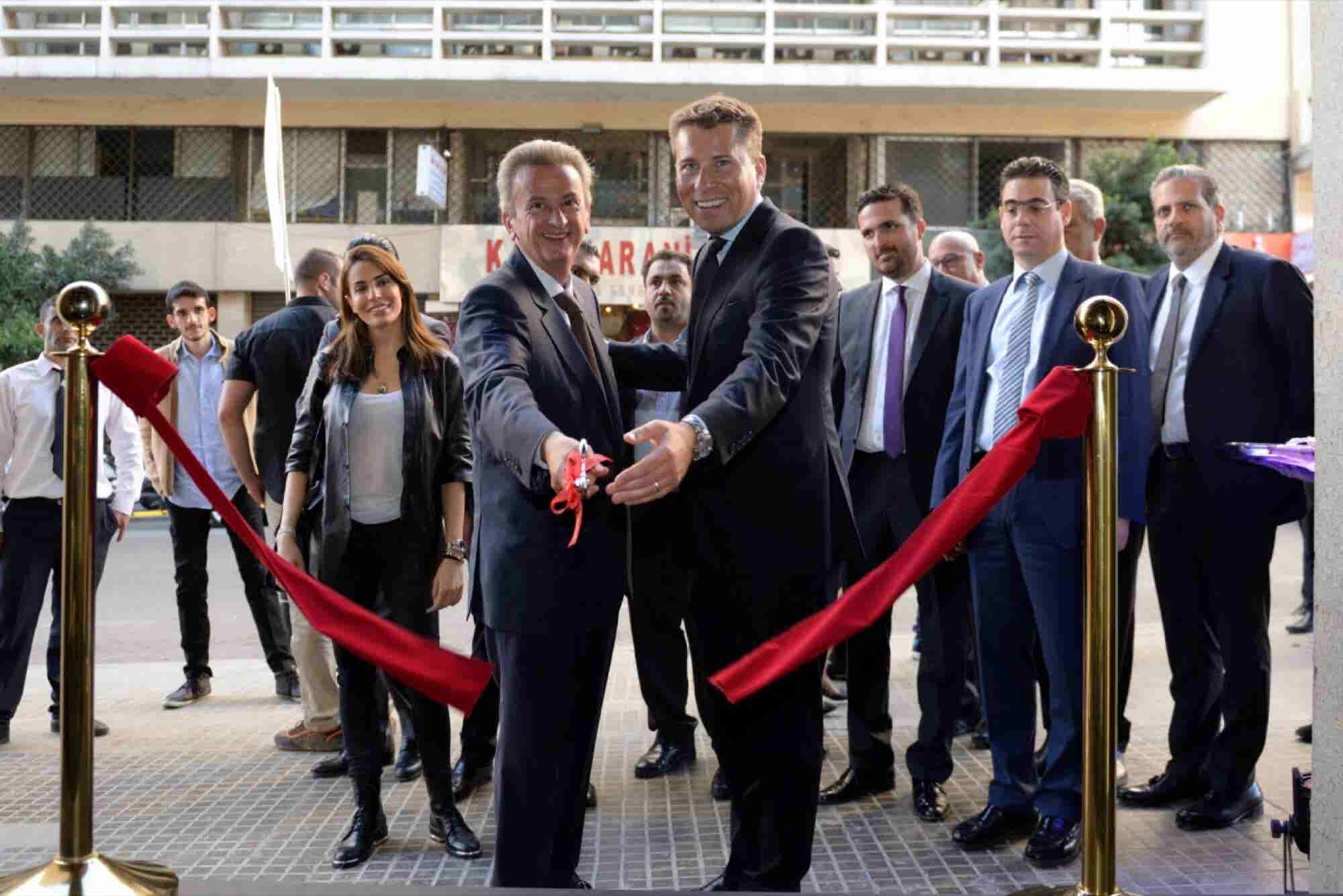 UK Lebanon Tech Hub Up And Running