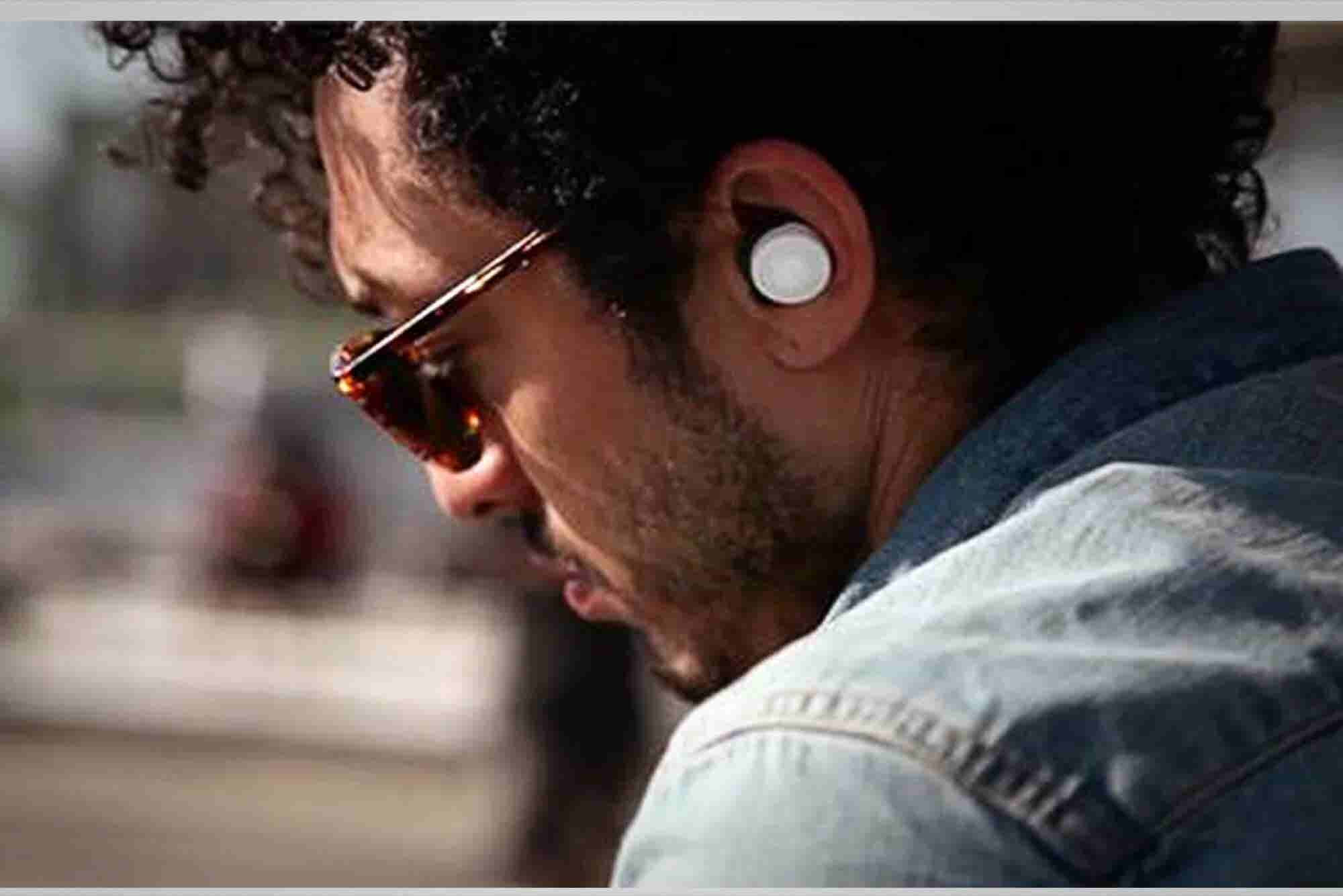 These New Earbuds Let You Adjust the Volume of Everything Around You
