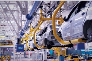Bill Ford Jr. Looks at the Future of Mobility and Sees It Being Built in Detroit