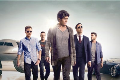 5 Golden Lessons Entrepreneurs Can Learn From 'Entourage'