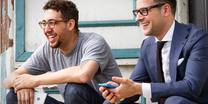 Making a Mashup Work: What Two Detroit Startups Learned About Collaboration
