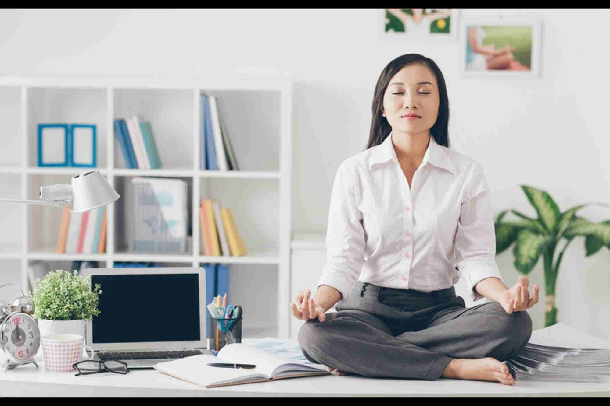 How Office Design Can Promote Peace of Mind