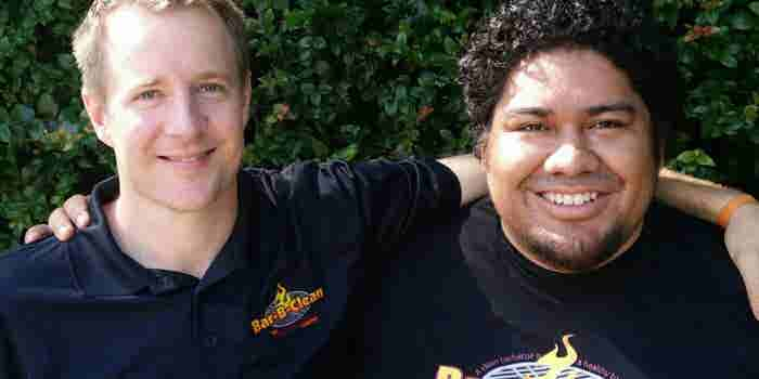From Childhood Friends to Franchised Business Partners