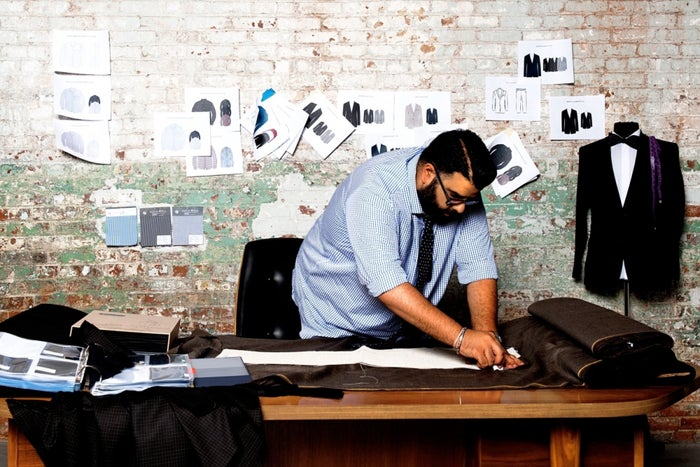 This 29-Year Old Tailor Is Relentlessly Working to Overhaul the Menswear Fashion Industry