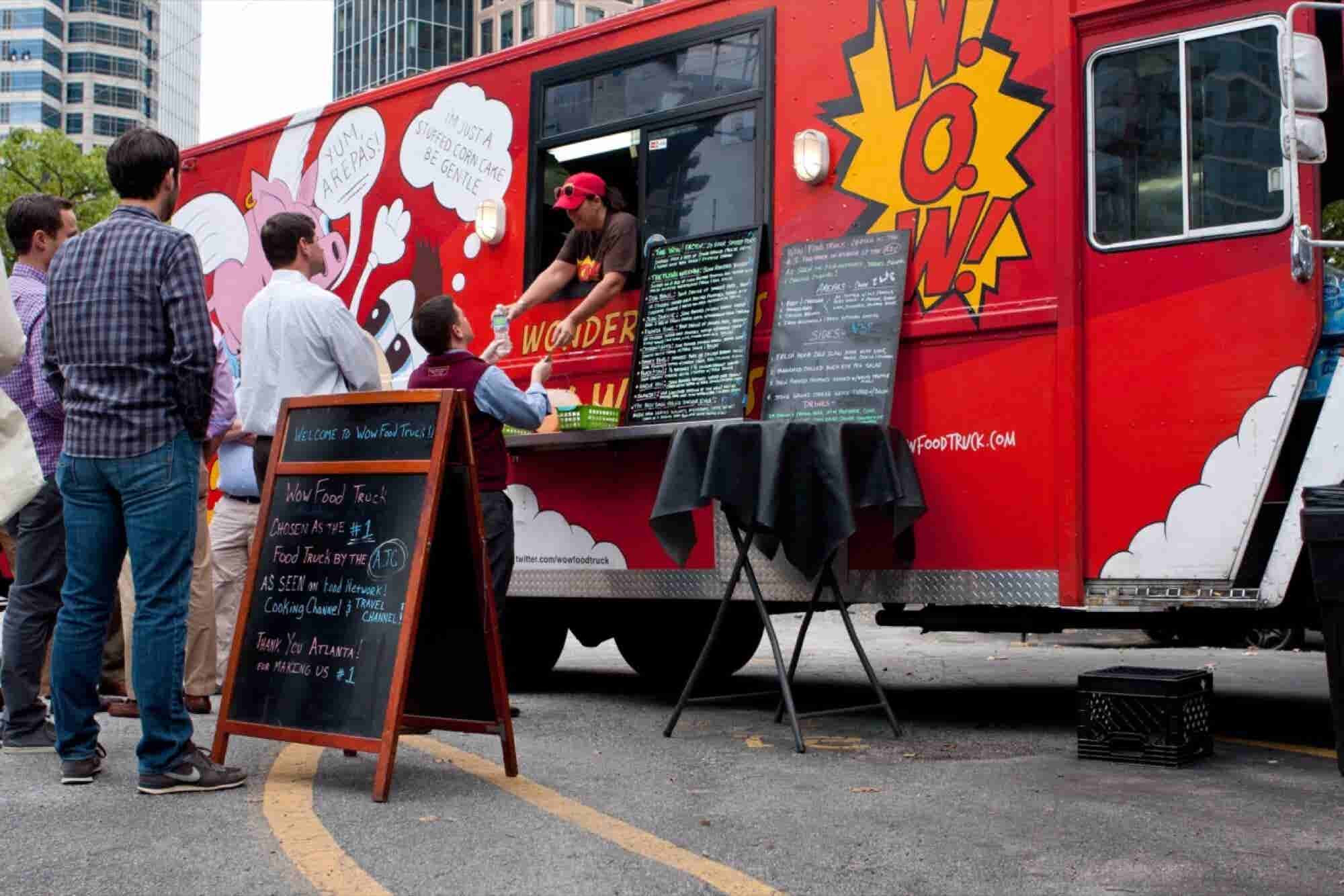 The Economies Of Running A Food Truck In The GCC