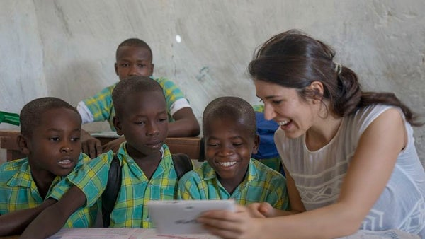 10 Incredible Nonprofits and the Women Behind Them