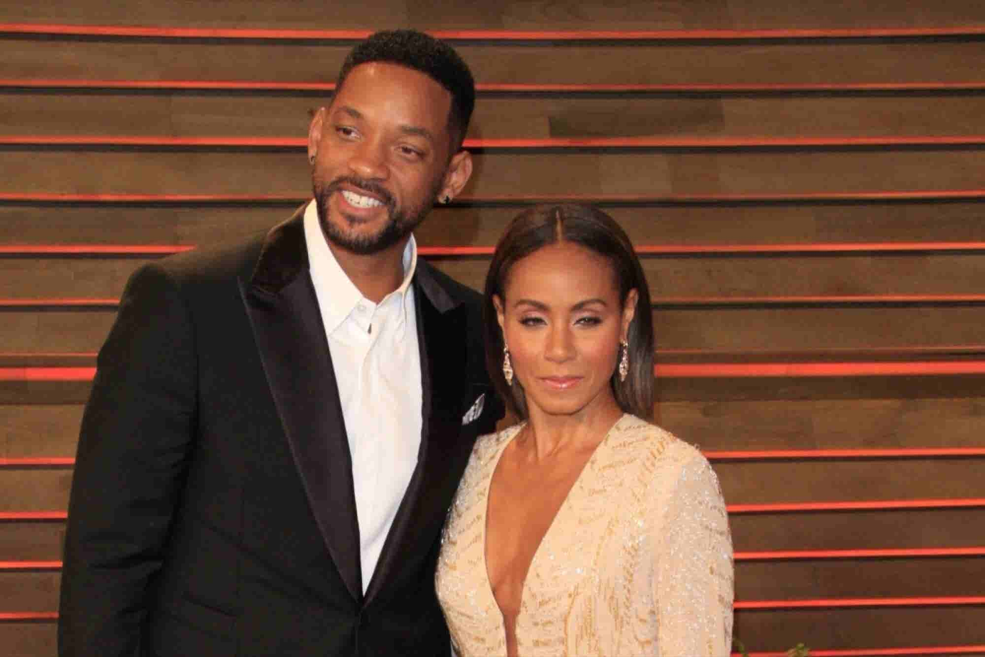 How Will and Jada Smith's Foundation Ended Up Backing a Little-Known Energy Startup
