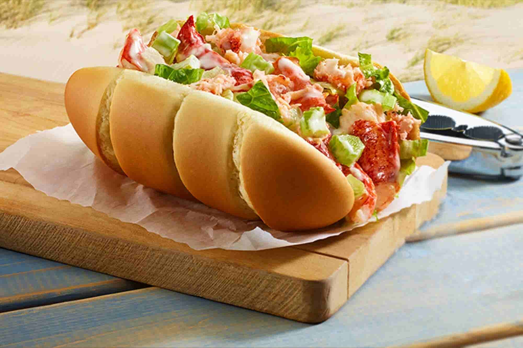 McDonald's Explores Canadian Flavors and Adds McLobster to the Menu