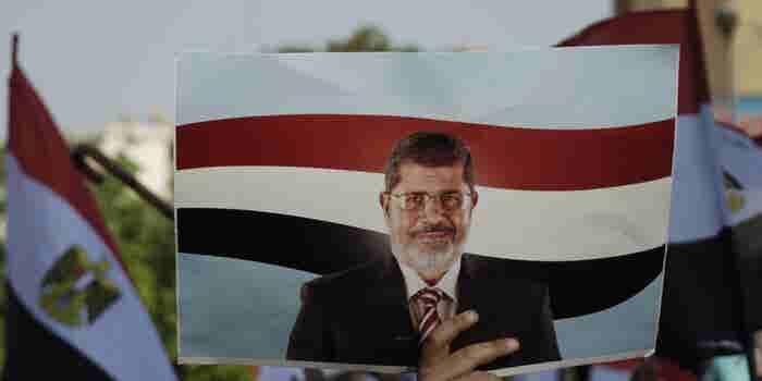 Former Egyptian President Mohammed Morsi Sentenced To Death