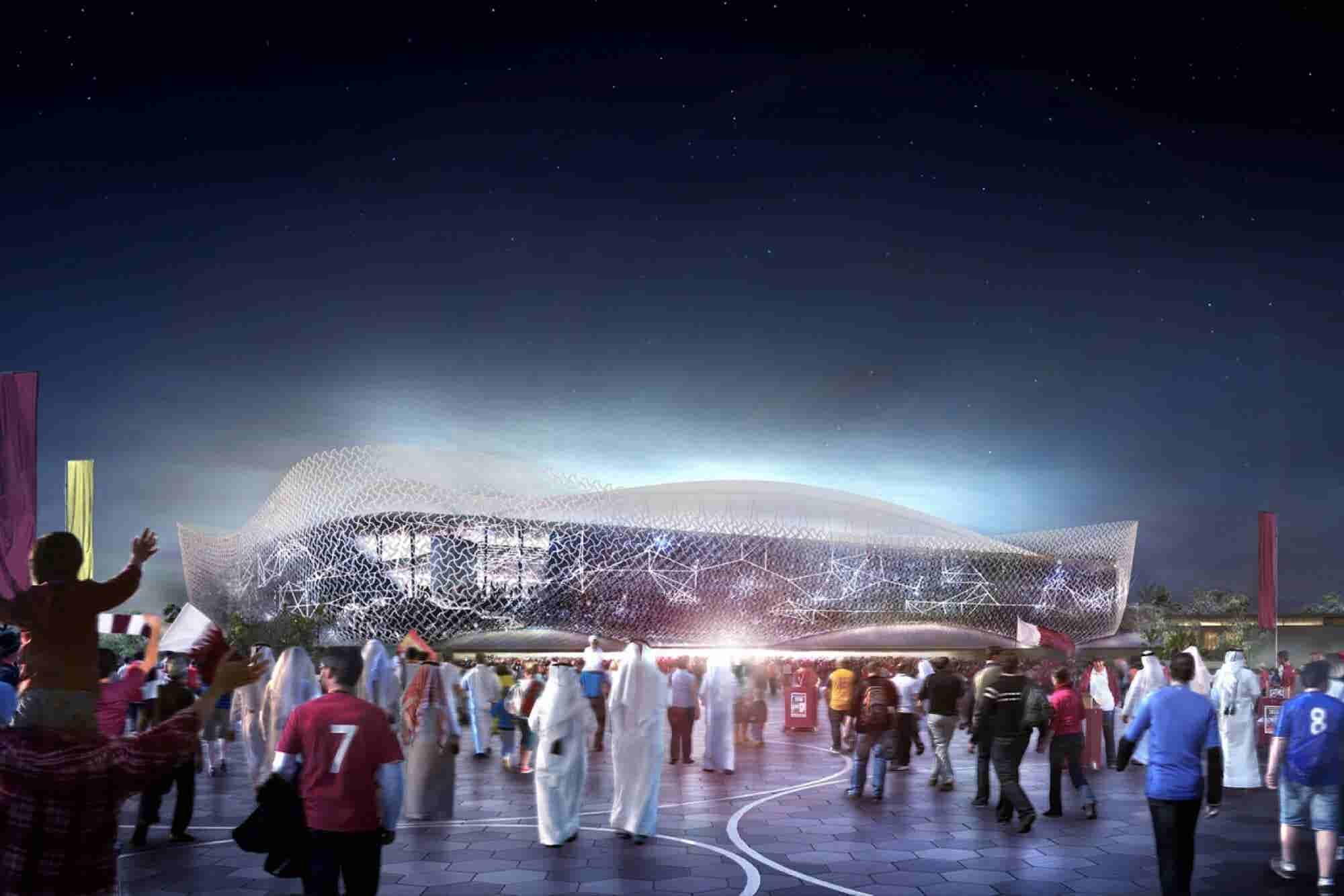 Qatar Launches Al Rayyan Stadium As Fifth Venue For 2022 FIFA World Cup
