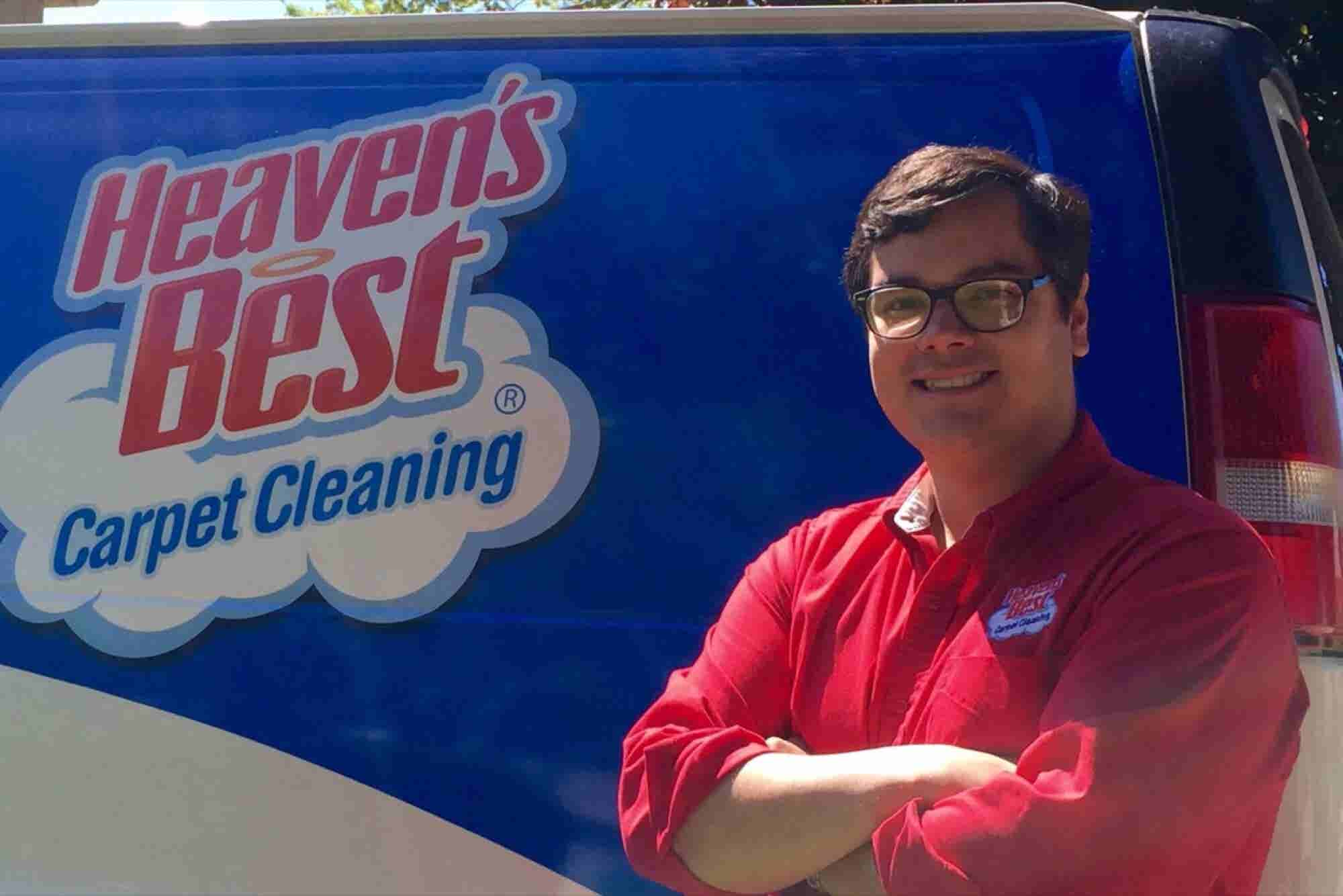 My Unexpected Entrepreneurial Journey From Ecommerce to Carpet Cleaning