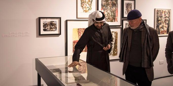 The Cultural Emissary: Sultan Sooud Al Qassemi, Founder, Barjeel Art Foundation