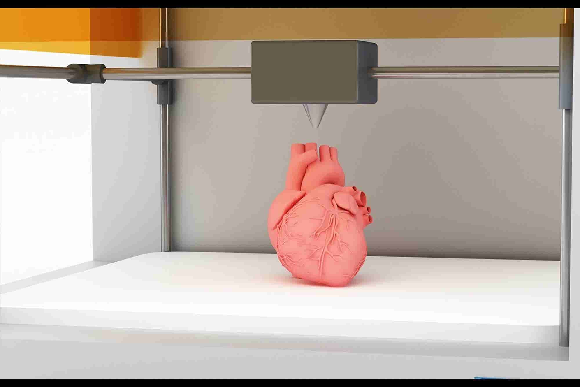 In the Future, Everything Will Be Customized Thanks to 3-D Printing