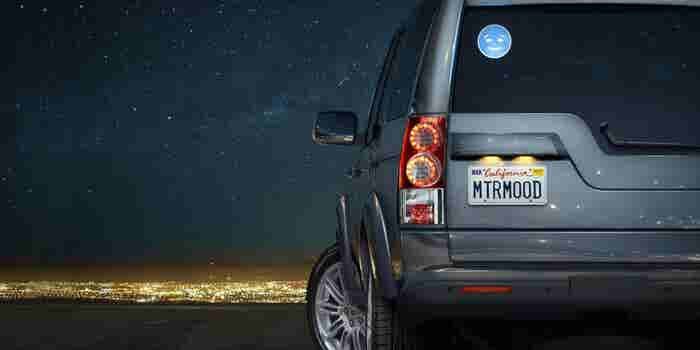 This Startup Wants to Make Driving More 'Social' With Light-Up Emojis for Your Car