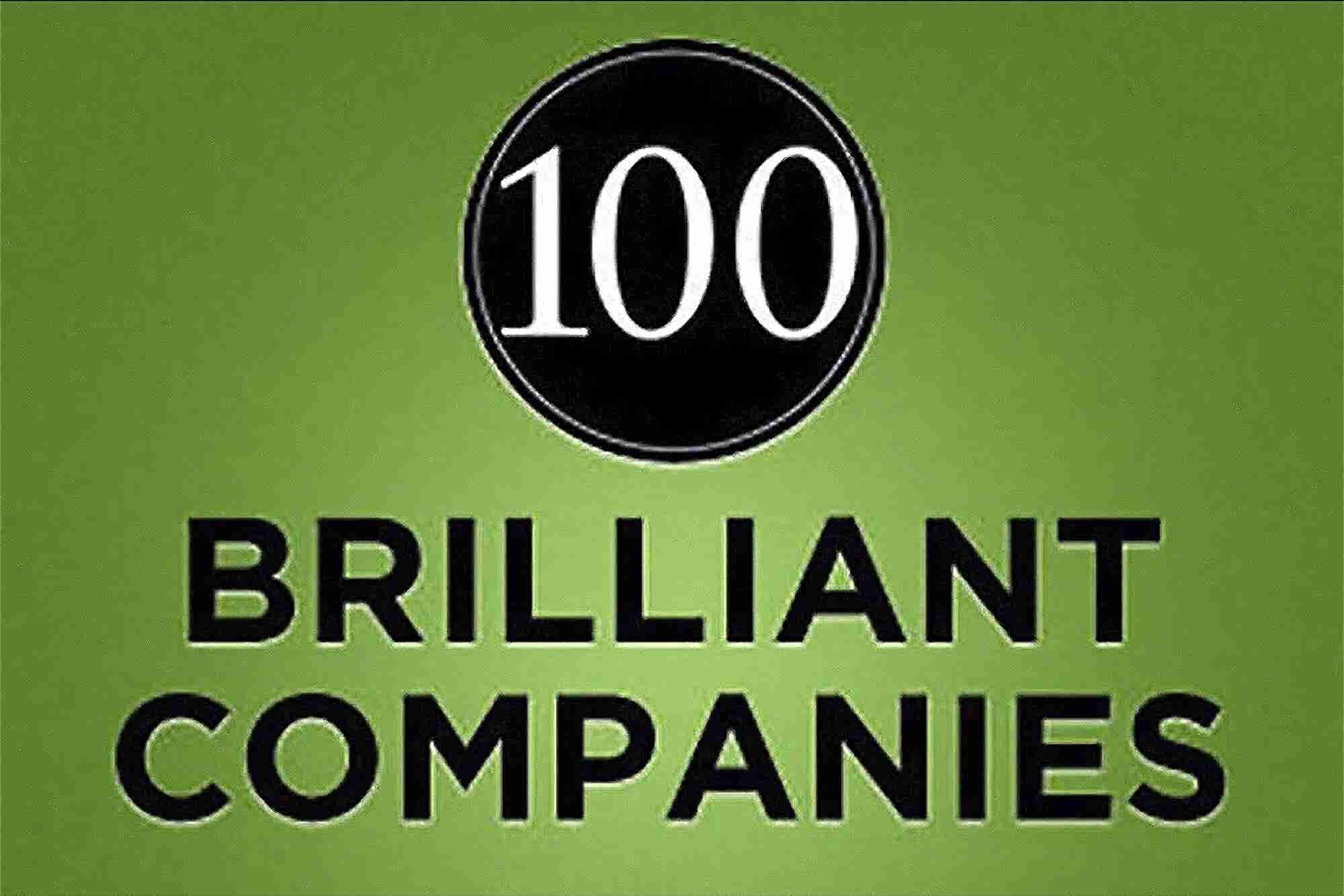 100 Brilliant Companies 2011