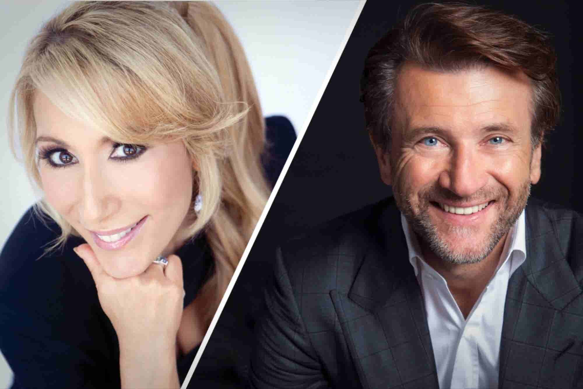 Shark Tank's Lori Greiner and Robert Herjavec on What Makes a Great Boss