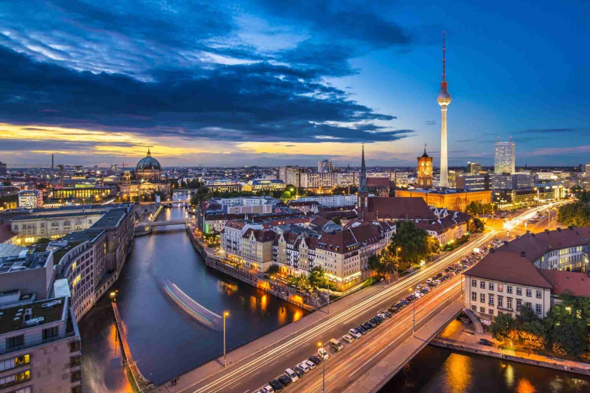 Berlin: The Startup City That's Still Starting Up