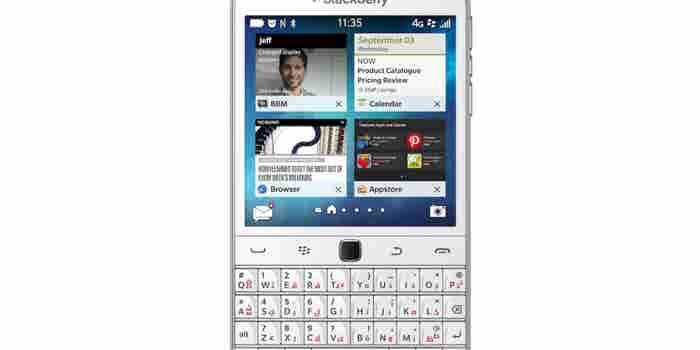 A Classic Case: Blackberry Classic