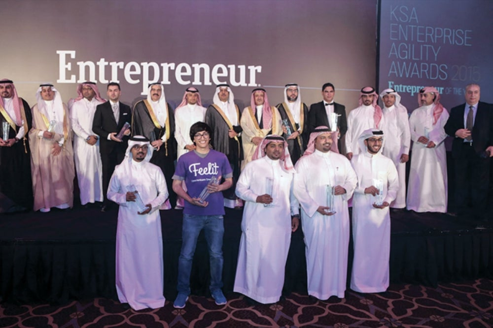 KSA Enterprise Agility Awards 2015