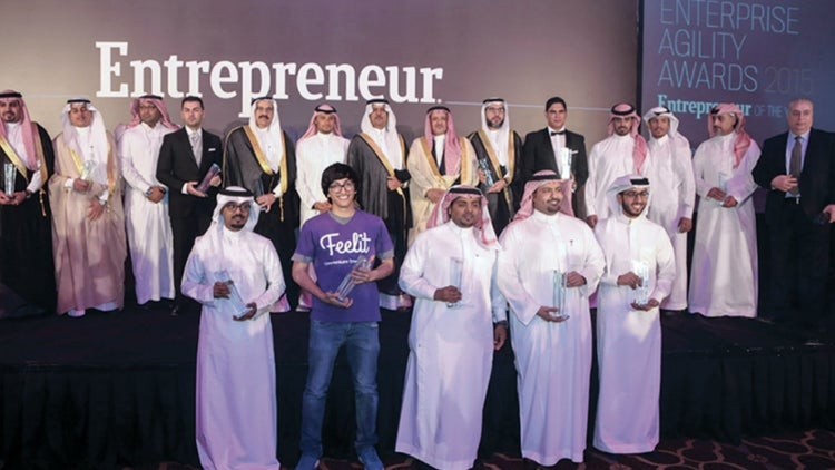 KSA Enterprise Agility Awards 2015